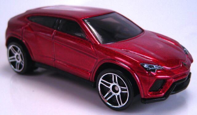 File:Lamborghini Urus red metallic 2015.JPG