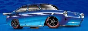 65 VW Fastback PR