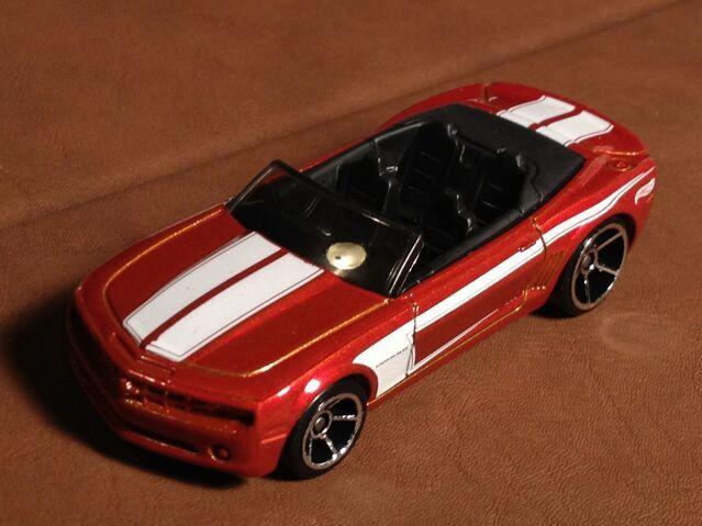 File:Camaro Convertible red.jpg