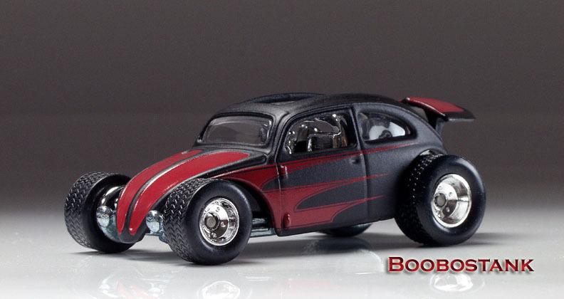 Custom Volkswagen Beetle | Hot Wheels Wiki | Fandom ...
