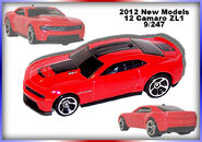 2012 New Models 12 Camaro ZL1