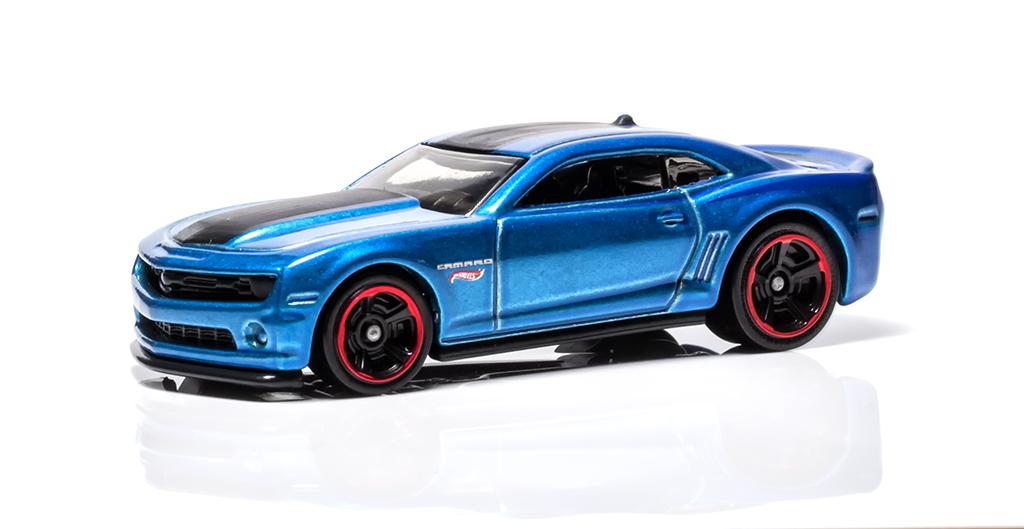 2013 Hot Wheels Chevy Camaro Special Edition | Model Cars | hobbyDB