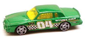 84Pontiac stunts green