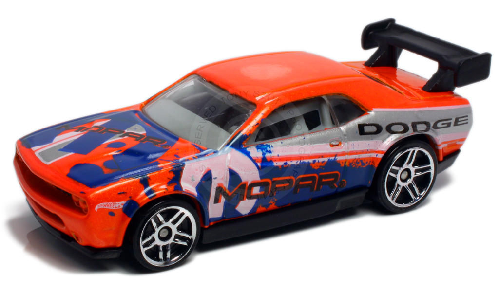 Image Dodge Challenger Drift Car Orange Png Hot Wheels