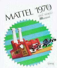 1970 MAttel Catalog