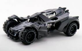 Batman Arkham Knight Batmobile-2015 061