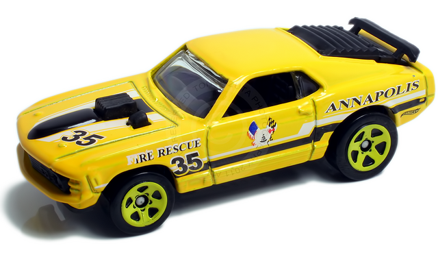 File:70 ford mustang mach 1 2011 yellow.png