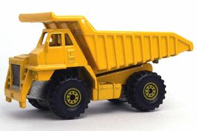 CAT Dump Truck - 3092ef