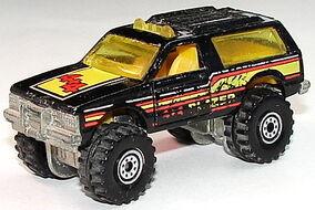 Blazer 4x4 BlkCT