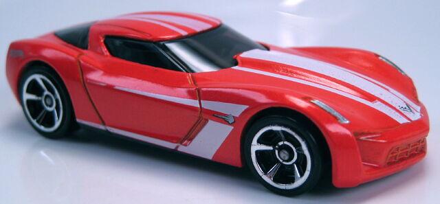 File:09 Corvette Stingray Concept 2013 HW Showroom Corvette 60th.JPG