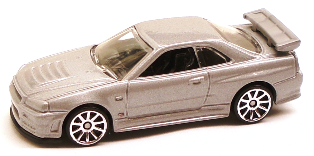 Nissan Skyline Gt R R34 Hot Wheels Wiki Fandom