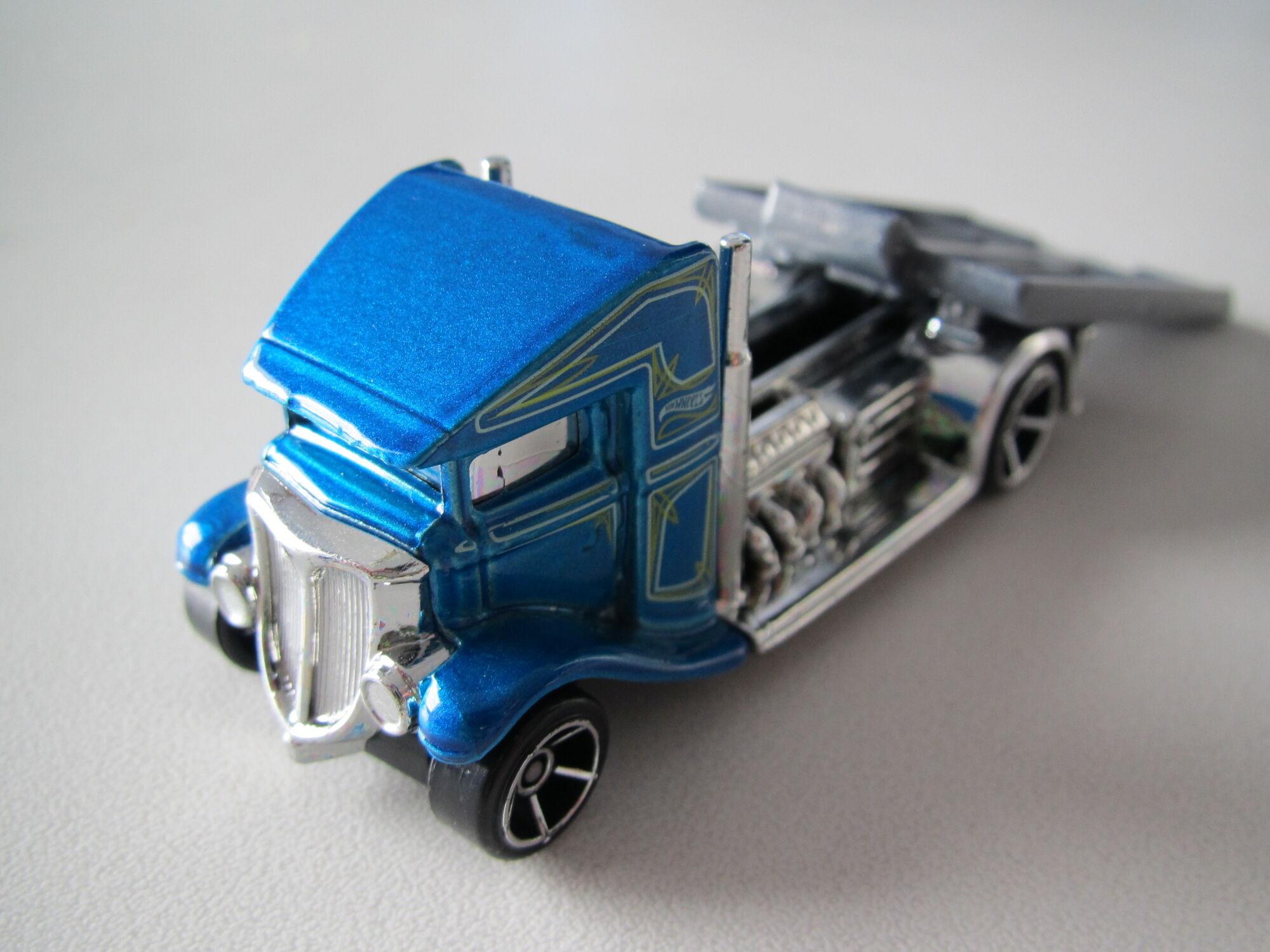 Fast Bed Hauler Hot Wheels Wiki Fandom Powered By Wikia