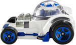 CGW37 Hot Wheels Star Wars Character Car R2-D2 XXX 2