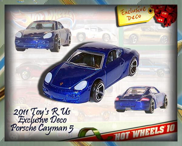File:2011 Toys R Us Exclusive Deco Porsche Cayman 5.jpg