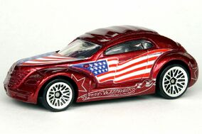Star Spangled Chrysler Pronto - 7063df