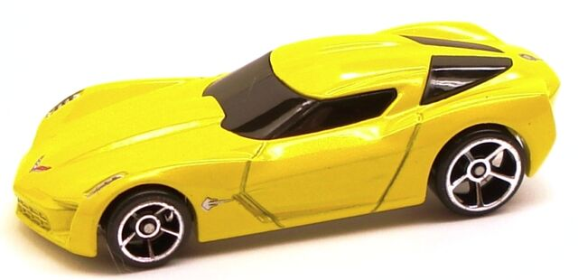 File:09CorvetteConcept yellow.JPG