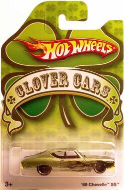 2010 CloverCar Card