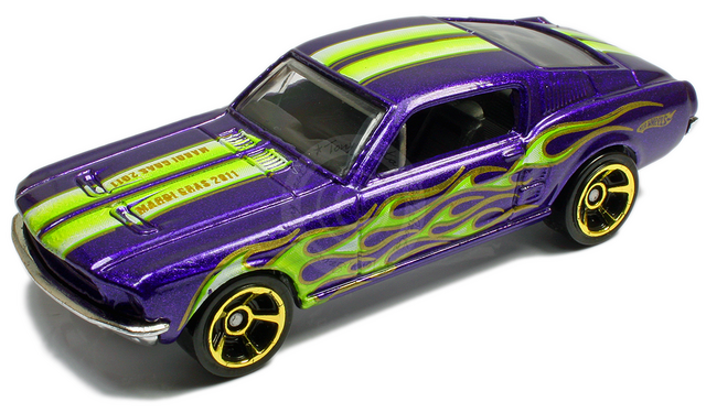 File:67 ford mustang 2011 purple.png