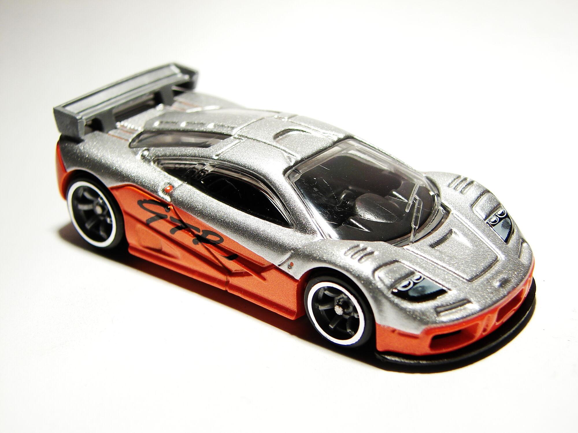 McLaren F1 GTR | Hot Wheels Wiki | Fandom powered by Wikia
