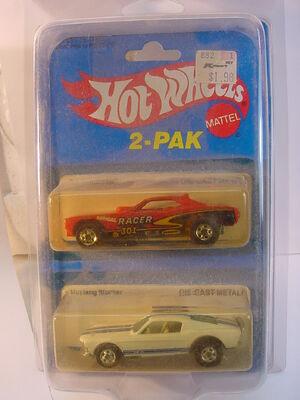 Top & Mustang 2pack