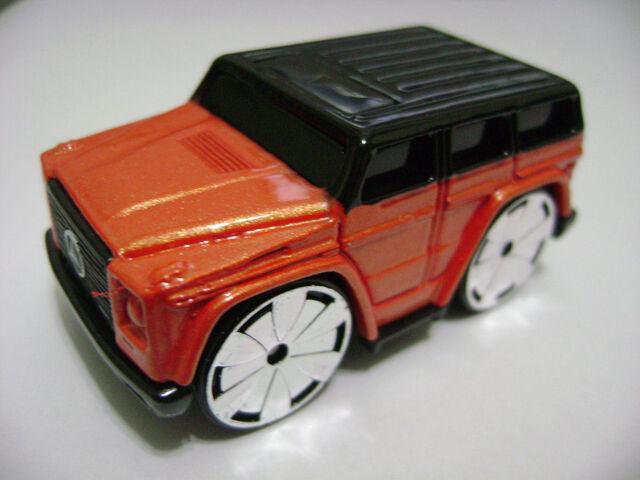 File:2006-Mercedes-Benz G500.jpg