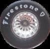 Firestone Chrome TRR
