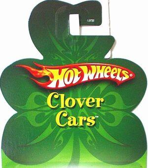 2007 clover card