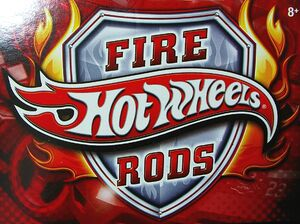 Fire Rods Card