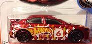 08 Lancer Evolution Red