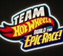 Team Hot Wheels: Build the Epic Race!