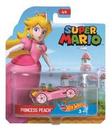 Super Mario Character Car Princess Peach package