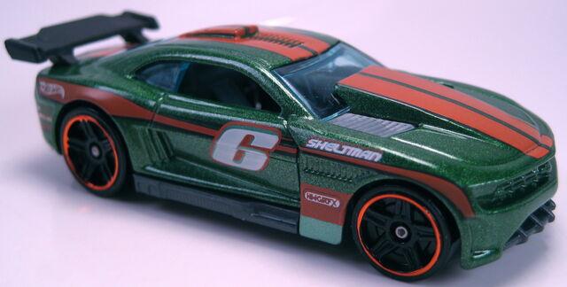 File:Custom '11 Camaro 2012 Super Speeders.JPG
