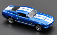 67 Shelby GT500 - 2010 NM