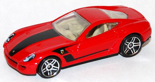 File:Ferrari 599 GTB Red w Black Stripe.jpg