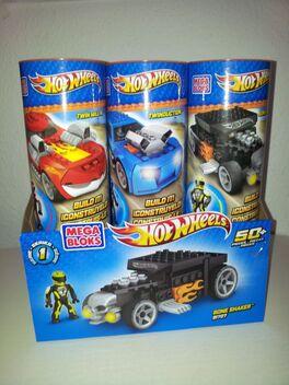 Hotwheels Mega Bloks