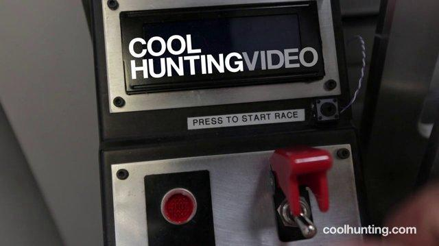 Cool Hunting Video Hot Wheels Design Studio