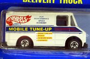Mobile Tune-Up Delivery Truck - 5983cf
