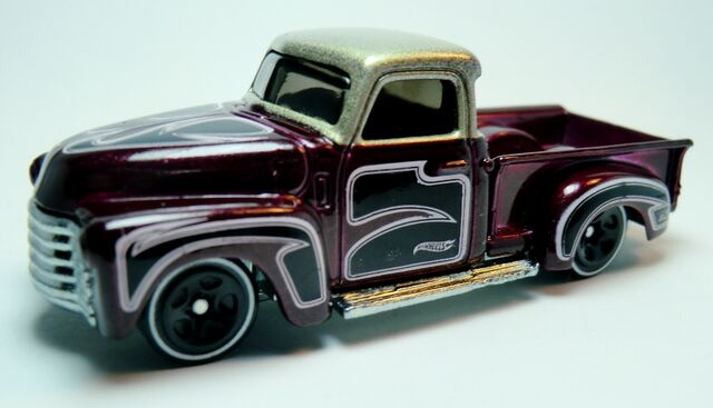 File:'52 Chevy Truck.2012 Treasure Hunts.jpg