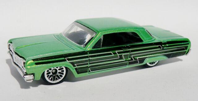 File:'64 Impala.2012 Hot Wheels 3-Pack.jpg