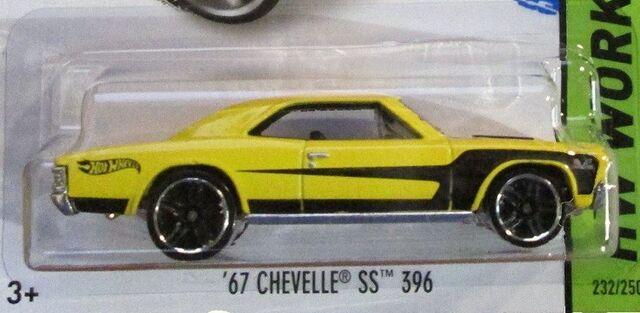 File:2014 '67 Chevelle SS 396.jpg