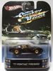 Hot Wheels 2013 Retro Entertainment 77 Pontiac Firebird T-A Gold