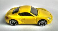 Hot Wheels Porsche Cayman S (2007 Model)