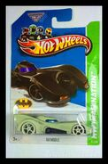 1 BATMAN SPECIAL EDITION GLOW IN THE DARK 2013