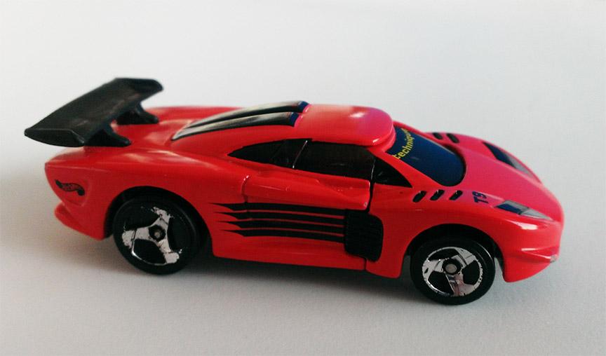 Hot Wheels Turbo Racing Car List