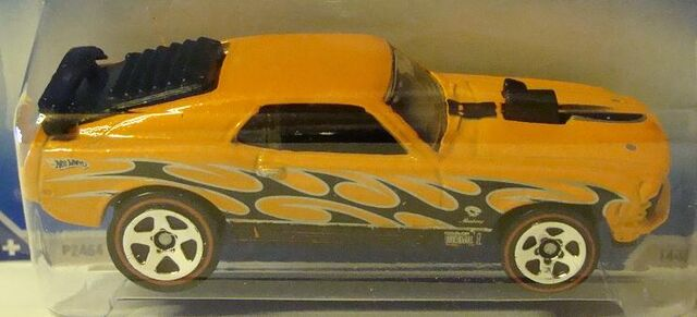 File:144 Rebel Rides Mustang Mach 1 (Orange)(5sp RL).jpg