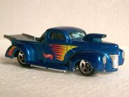Ford 40 drag pick up