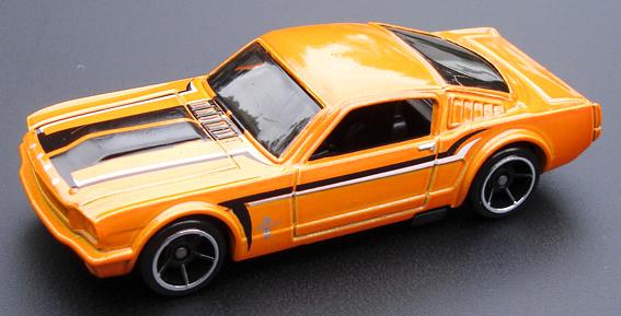 File:65 Mustang Fastback - Muscle Mania Orange.jpg