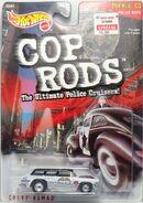 Blister .Cop Rods