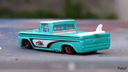 Camioneta hot wheels 1