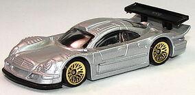 Mercedes CLK-LM Gry